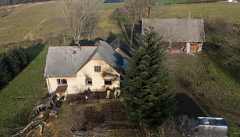 Drugi z podejrzanych w sprawie zabójstwa w Stryszowie usłyszał zarzuty