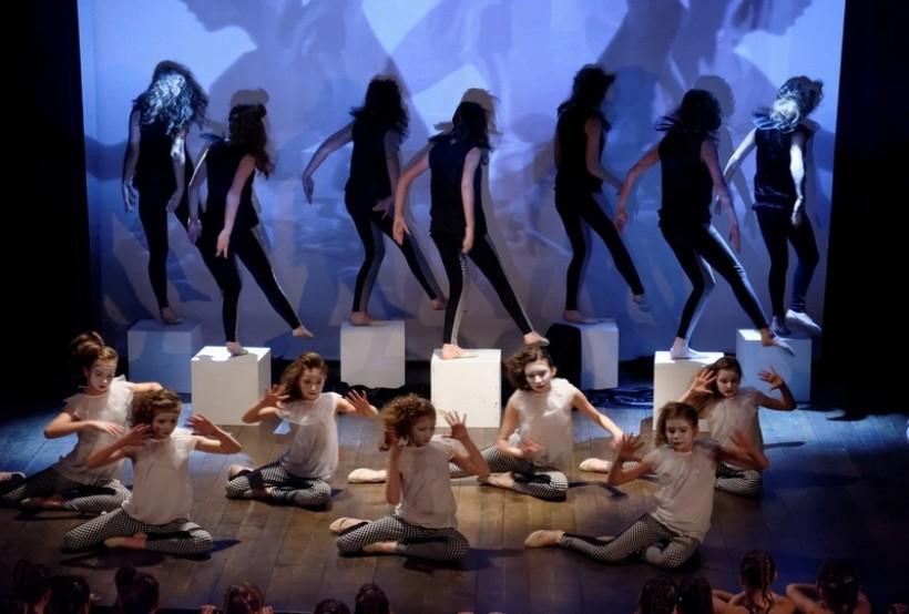 Grupy taneczne z WCK wypadły znakomicie