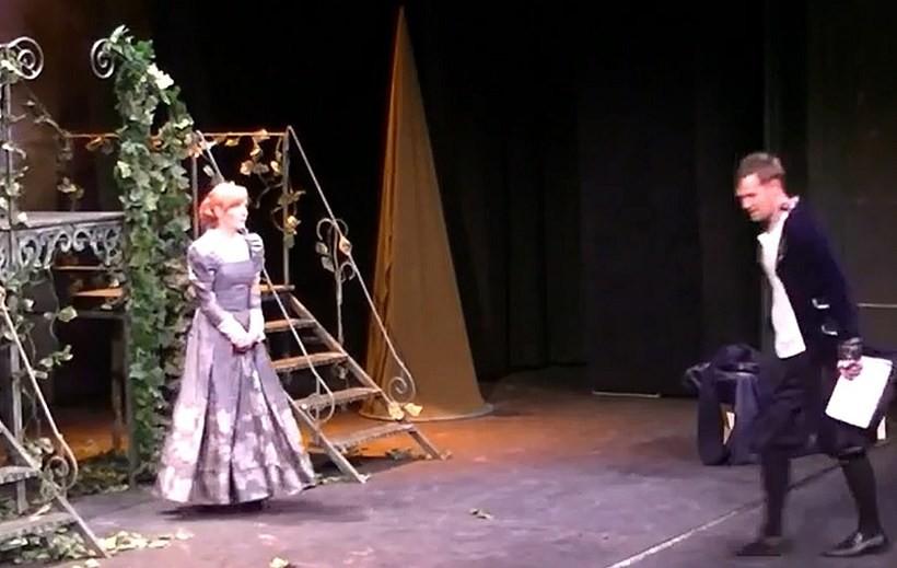 Aktorzy Teatru bagatela znowu przyjadą do Wadowic z przedstawieniem