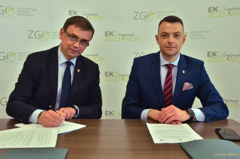 ZGO Sp. z o.o. w Jarocinie - Wielkopolskie Centrum Recyklingu - Umowa z Narodowym Funduszem Ochrony Środowiska i Gospodarki Wodnej na dofinansowanie rozbudowy instalacji w Jarocinie (ok. 38 mln zł) została podpisana 28 maja br.