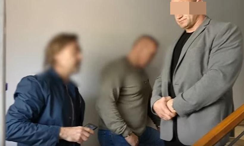 """Strongman Mariusz P.  nie pojawił się w sądzie w Wadowicach. Sędzia: """"Jego obecność nie jest konieczna"""""""
