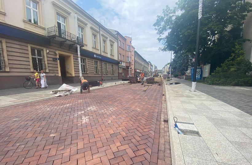 Uwaga! Przejazd ulicami w centrum Wadowic utrudniony przez kilka godzin