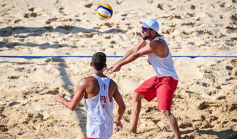 Grzegorz Fijałek i Michał Bryl znaleźli się za burtą turnieju olimpijskiego siatkarzy plażowych