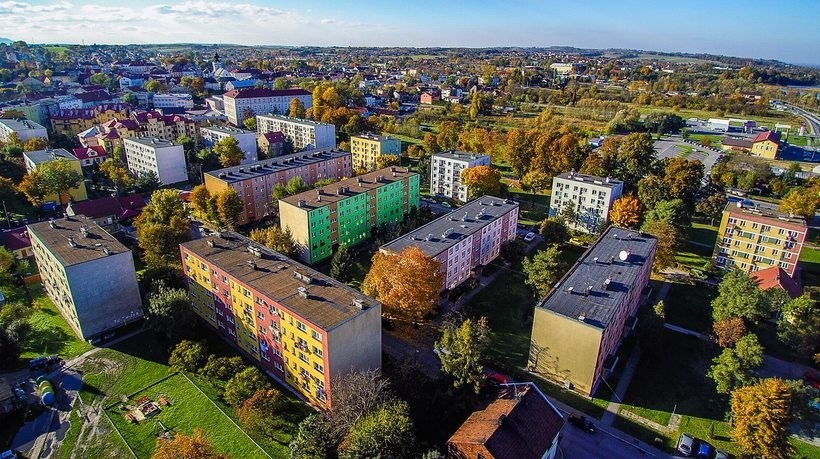 W Polsce na statystycznego obywatela przypada nieco ponad 29 mkw. mieszkania