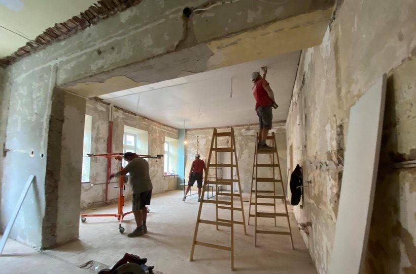 Przedszkole przy Lwowskiej przechodzi remont. Powstanie pierwszy gminny żłobek