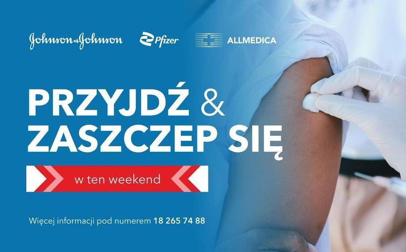 Darmowe szczepienia tylko do końca września? Zaszczep się w Allmedica bez rejestracji