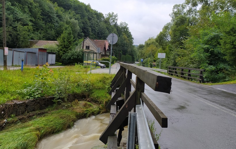 Zamykają most w Skawinkach. Wyznaczono objazdy