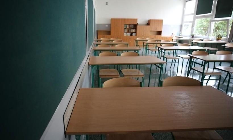 Normalnie już było, do szkoły na godz. 7.10 marsz! W wadowickich szkołach to już norma