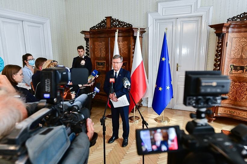 Małopolska odpowiada Komisji Europejskiej w sprawie LGBT. Jest nowa uchwała