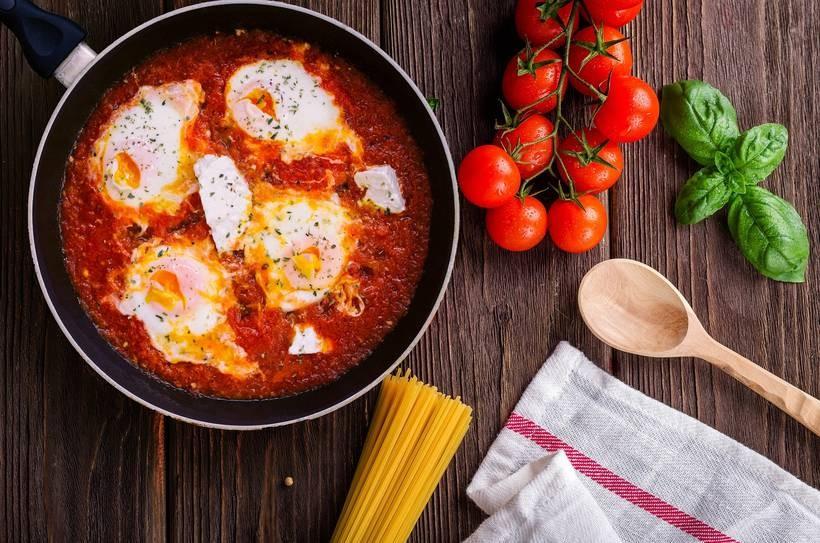 Potrawy z jajek – 5 propozycji na śniadanie, obiad i kolację