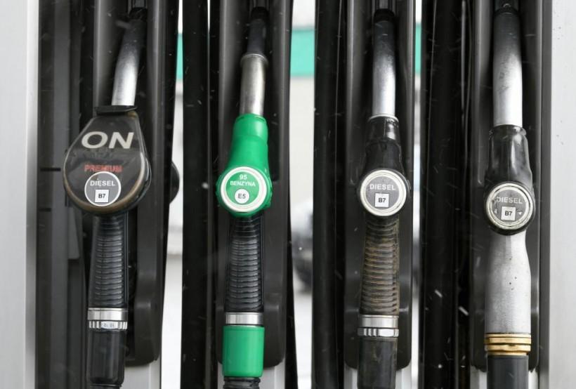 Ceny paliw w górę, kolejny tydzień podwyżek