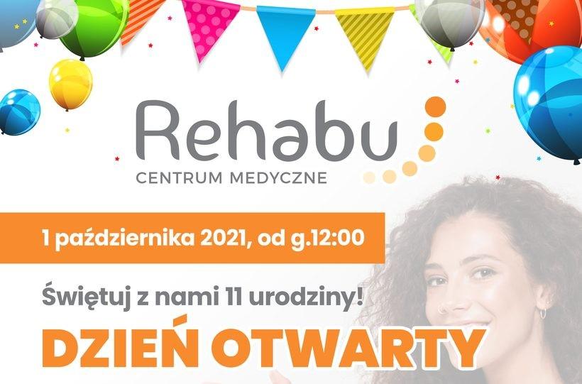Jedenaste urodziny Rehabu i Dzień Otwarty