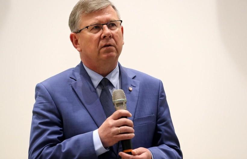 Marszałek Małopolski Witold Kozłowski