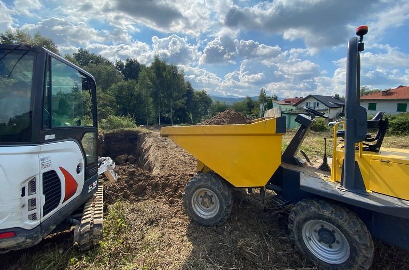 W Wadowicach rozpoczęła się budowa tężni solankowej