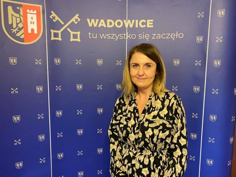 Kinga Gurdek jest nowym skarbnikiem gminy Wadowice