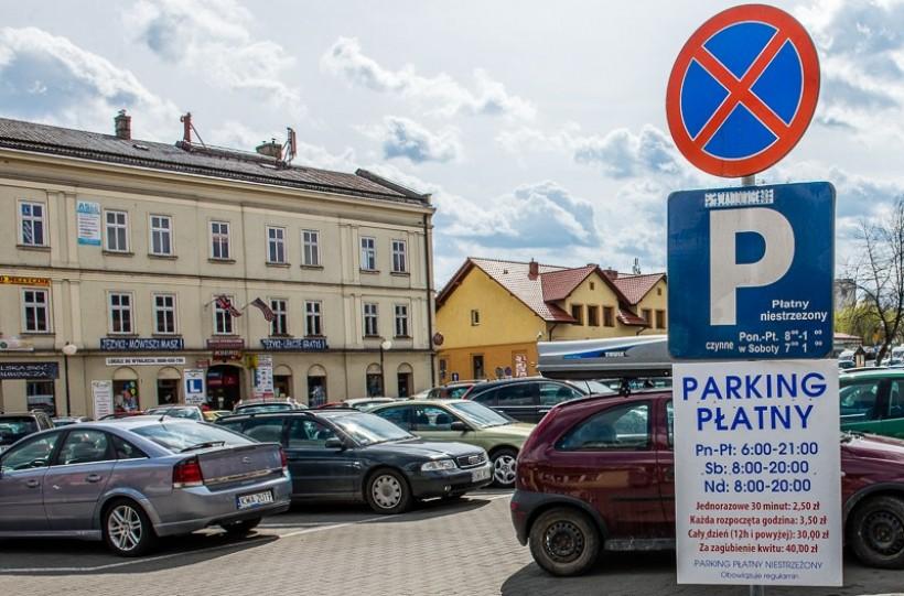 Parking na placu Kościuszki ma nowego właściciela