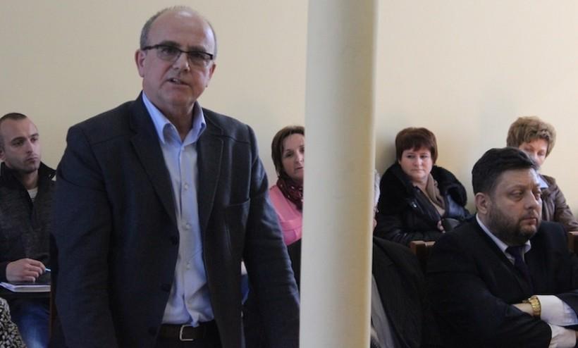 Józef Budka jest nowym dyrektorem szpitala