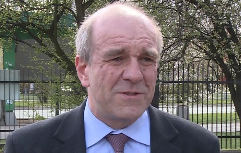 Wojciech Zieliński, prezes zarządu firmy informatycznej MakoLab