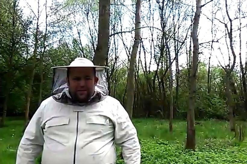 Polak Potrafi, Mateusz z Brzeźnicy zbiera na ratowanie pszczół