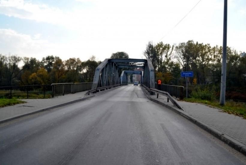 Lepiej nie jechać do Krakowa przez Skawinę. Zamykają most na prawie 100 dni