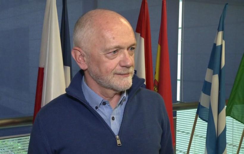 Prof. Marek Góra, kierownik Katedry Ekonomii Szkoły Głównej Handlowej