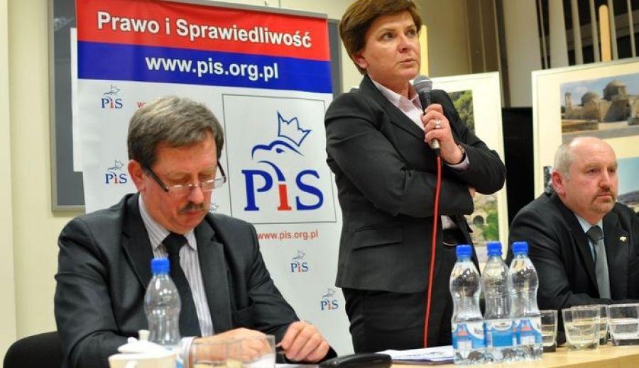 Posłowie PiS domagają się wyjaśnień od rządu w sprawie planowanego remontu linii kolejowej nr 117 prowadzącej do Wadowic