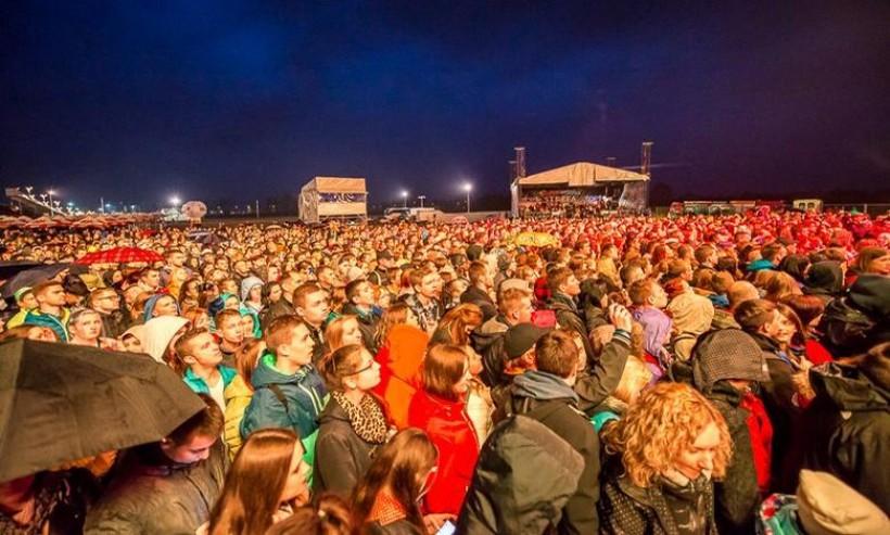 """Energylandia przeszła pozytywnie pierwszy większy test """"koncertowy"""". Prawdziwe tłumy bawiły się na ostatnim koncercie"""
