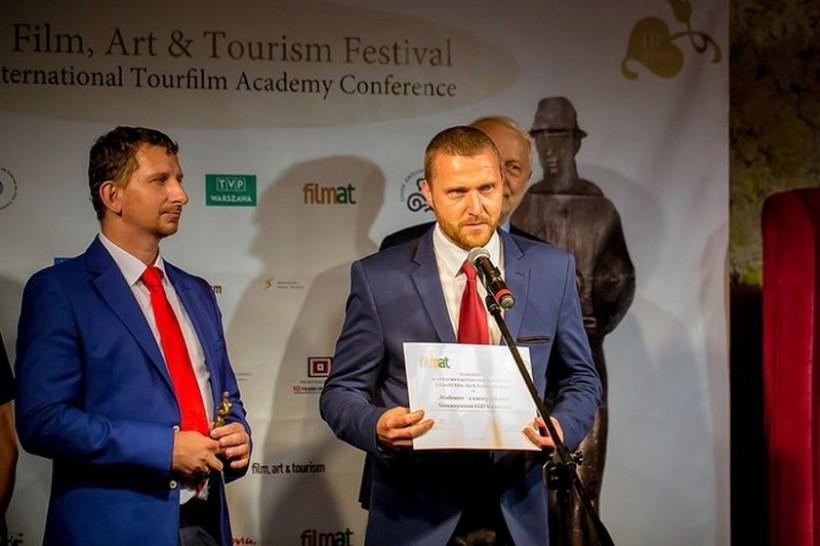 Tomasz Kotaś i Krzysztof Sarapata odebrali w Warszawie prestiżową nagrodę