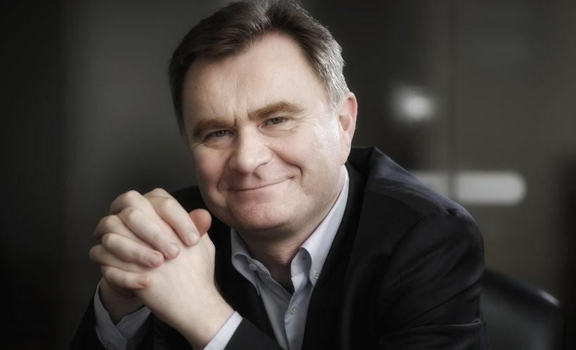 Krzysztof Pawiński, prezes Maspex Wadowice