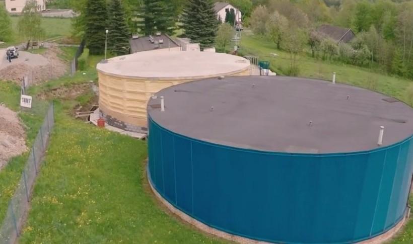 Nowy zbiornik wody uratuje Kalwarię Zebrzydowską przed suszą