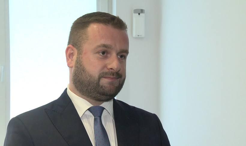 Piotr Rowicki, przedstawiciel firmy Dr Bocian