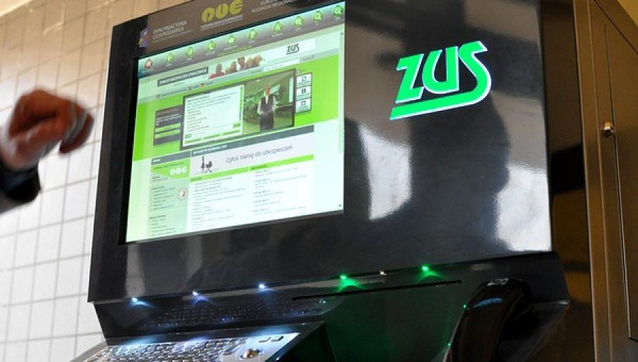 ZUS-omat cieszył się największym zainteresowaniem klientów ZUSu w Wadowicach, którzy składali deklaracje decydując się na OFE