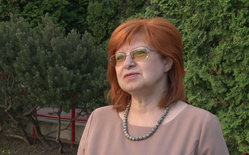 Maria Kacprzak-Rawa, rzecznik prasowy Okręgowego Inspektora Pracy w Warszawie