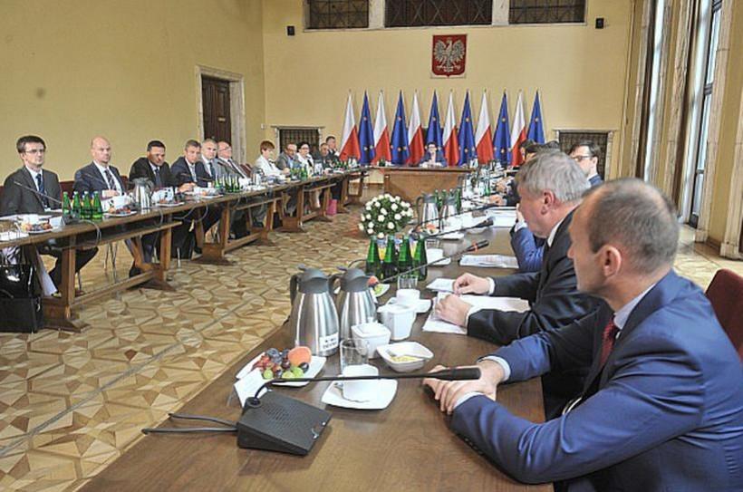 Wyjazdowe posiedzenie premier Ewy Kopacz