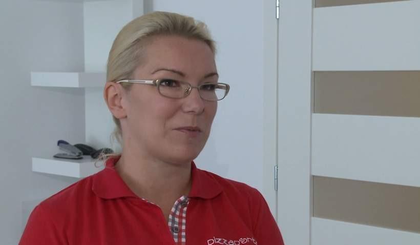 Katarzyna Żychowicz-Żabowska z PizzaPortal.p