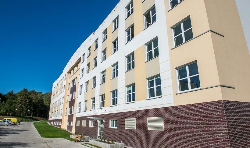 Nowy budynek Szpitala Powiatowego im. Jana Pawła II