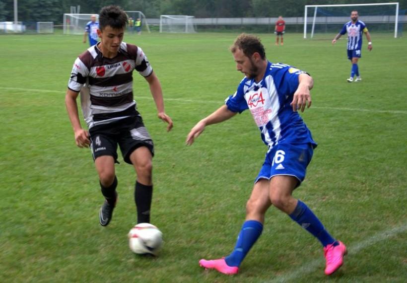 Na początku września piłkarze Beskidu mierzyli się z Iskrą Klecza w ramach Pucharu Polski i przegrali ten mecz 0:4