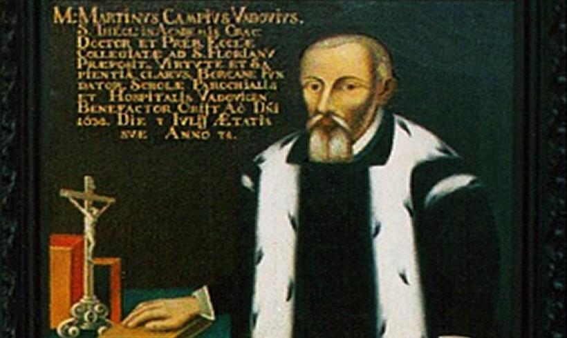 Sensacyjne ustalenia historyków! Marcin Wadowita nie pochodził z Wadowic, urodził się w... Andrychowie