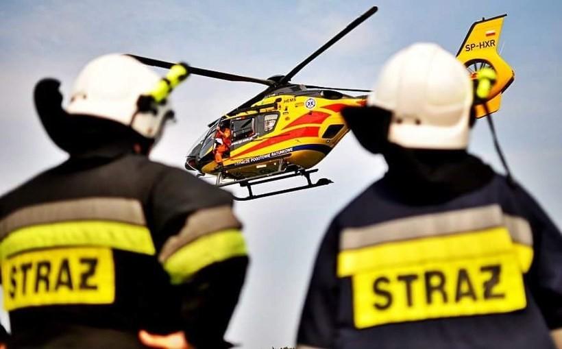Nieszczęście w Gierałtowicach. 37-latek zmarł po uderzeniu w ogrodzenie