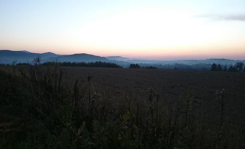 Choć w Wadowicach mamy naprawdę piękne widoki, to już jakością powietrza nie ma co się zachwycać