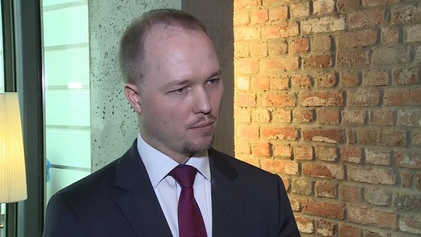 .Witold Moszyński, dyrektor departamentu zarządzania kapitałem ludzkim w PKP