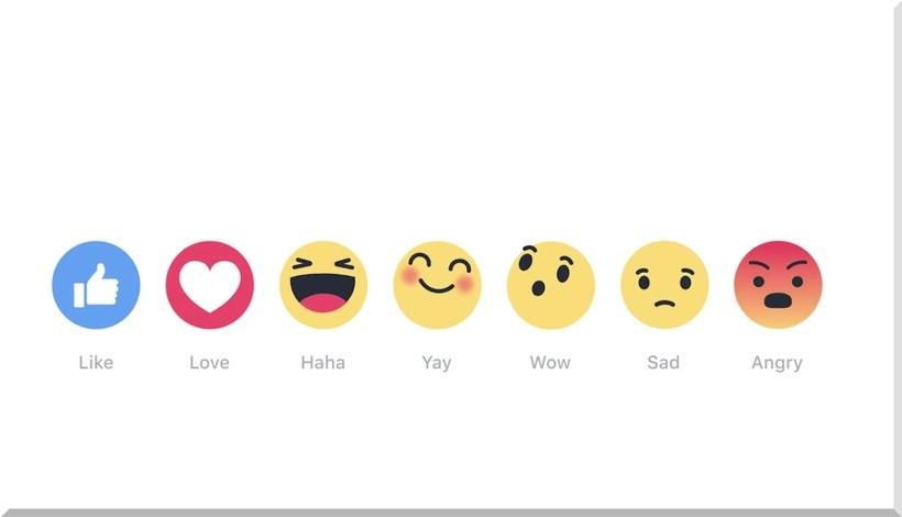 """Zamiast """"lubię to""""... emotikony"""