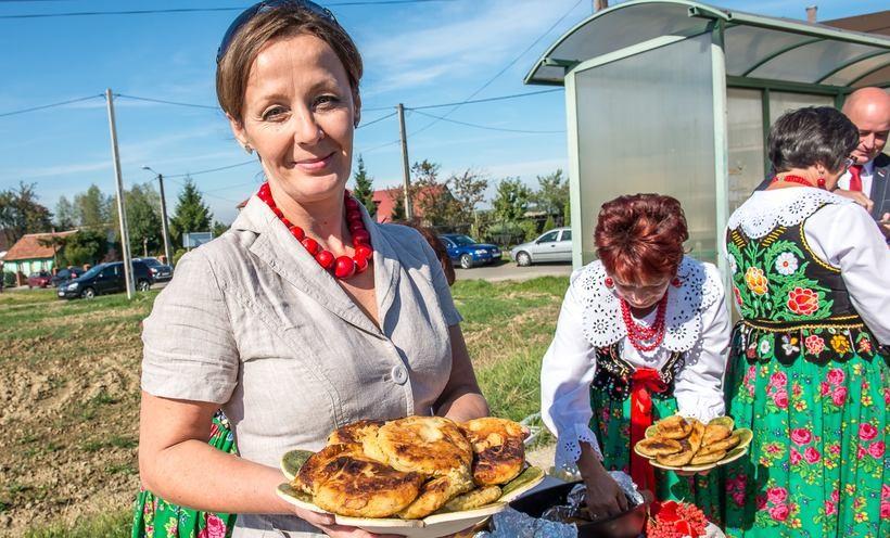 O wpisanie kładzionki na listę produktów lokalnych zabiega Koło Gospodyń Wiejskich z Witanowic wraz z Renatą Skorczyńską