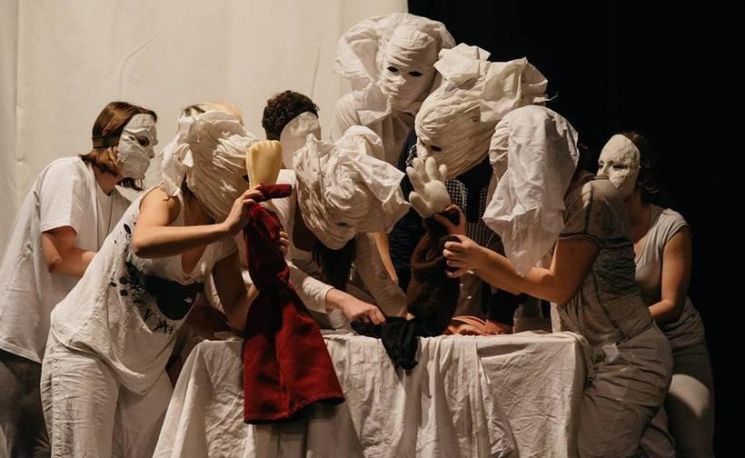 Uśpieni, czyli aborygeński matrix? Teatr Próg Junior wraca na wadowicką scenę