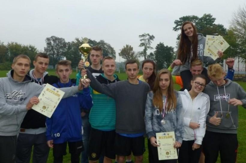 Uczniowie CKU w Radoczy świętowali w Krakowie swój sukces