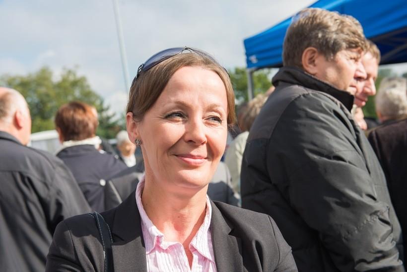 Renata Skorczyńska, kandydatka na wójta Tomic