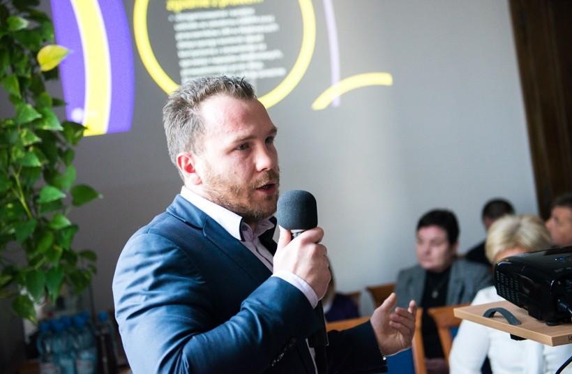 Dawid Droździkowski, pełnomocnik do spraw rozwiązywania problemów alkoholowych