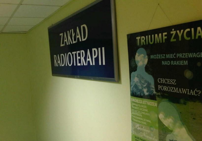 Starosta planuje otworzyć oddział onkologiczny w wadowickim szpitalu