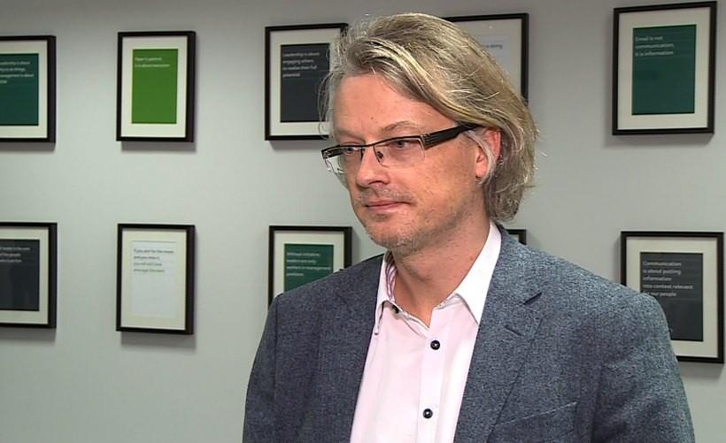 Piotr Ciski, dyrektor zarządzający firmy Sage w Polsce