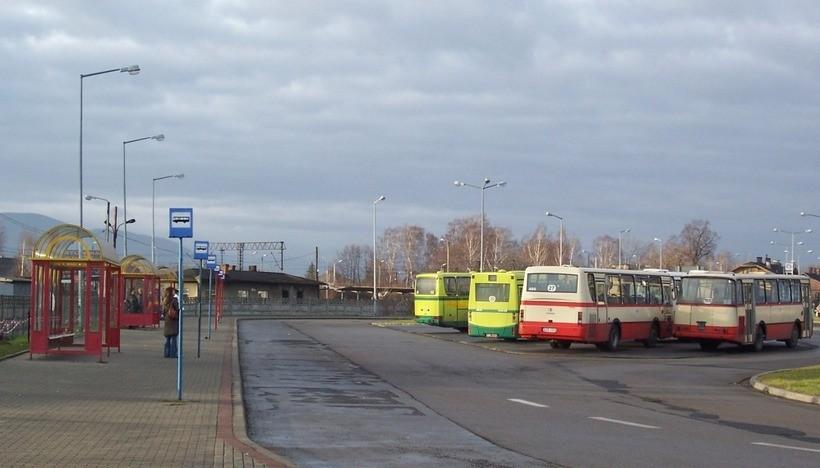 Autobusy miejskie z dworca w Kętach nie dojadą już do Andrychowa?